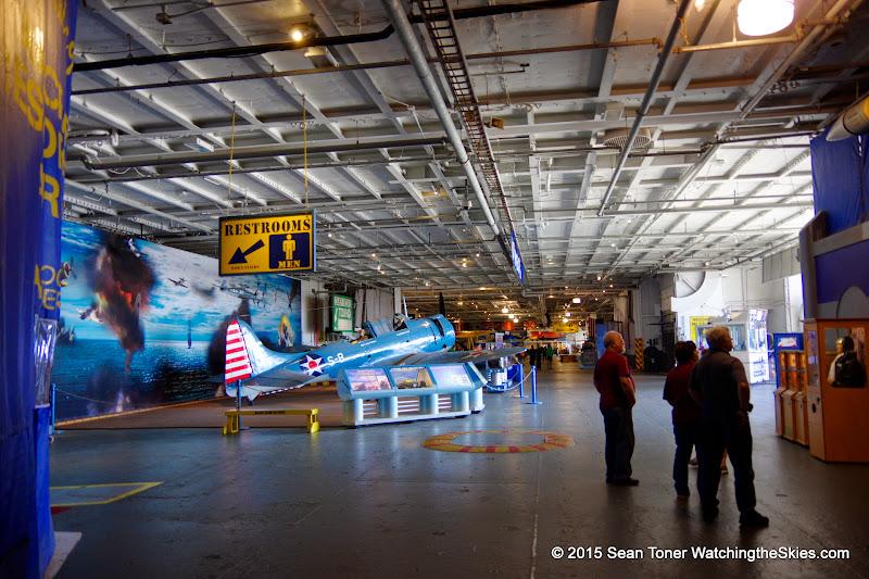 02-08-15 Corpus Christi Aquarium and USS Lexington - _IMG0584.JPG