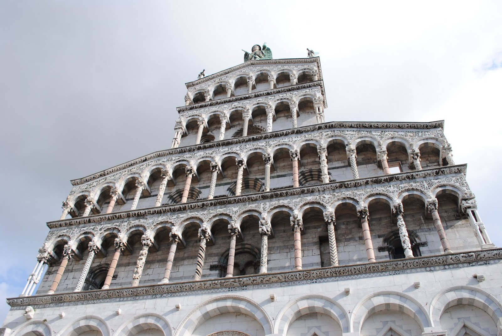 My Photos: Italy -- Tuscany -- Lucca -- Churches