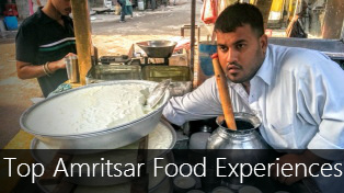 Top Food Experiences of Amritsar