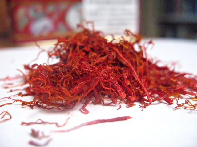 Memories of Saffron (Zafferano): Risotto Milanese