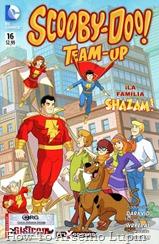 Actualización 16/06/2016: Se agrega el numero # 16 de Scooby-Doo Team-Up por Darkvid y Wrperal del Team-Up Prixcomics, Gisicom y CRG.