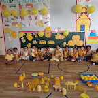 Yellow Colour Day (Nursery) 13.08.2015