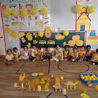 Yellow Colour Day (Nursery) 13.08.2015