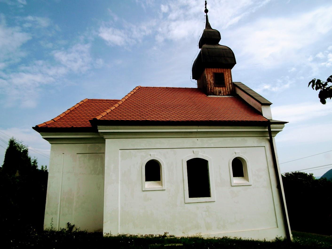 Nagymaros - kálvária-kápolna és stációs keresztút