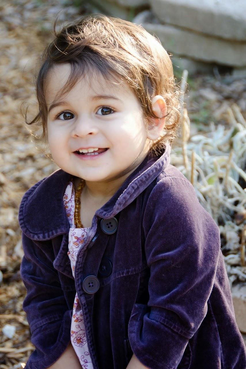Amara at 16 months