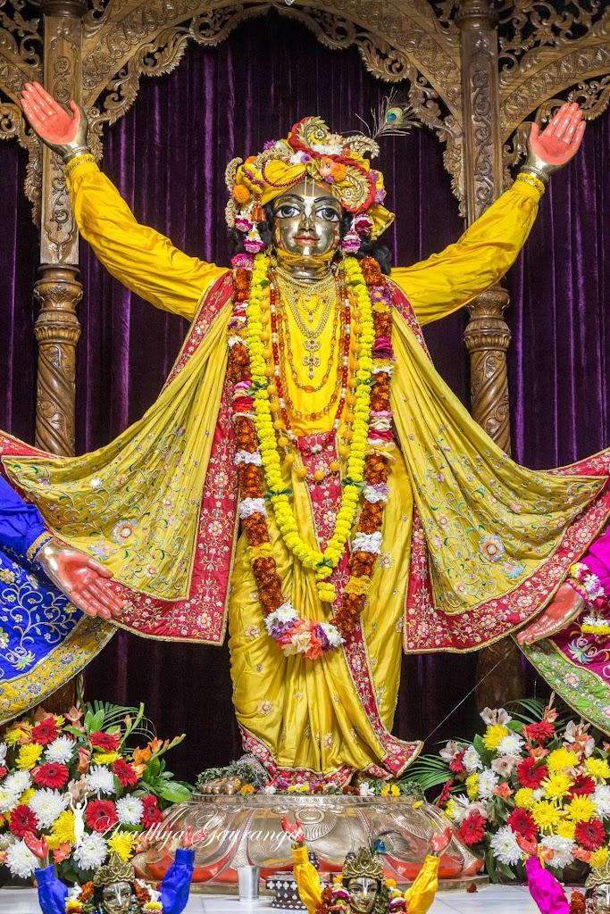 ISKCON Mayapur Deity Darshan 11 Jan 2017 (19)