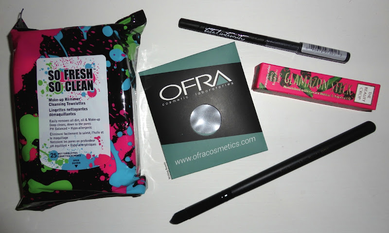 December 2015 Beauty Box Five 1