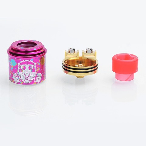 authentic-armageddon-mfg-apocalypse-gen-2-rda-rebuildable-dripping-atomizer-red-color-spots-aluminum-24mm-diameter