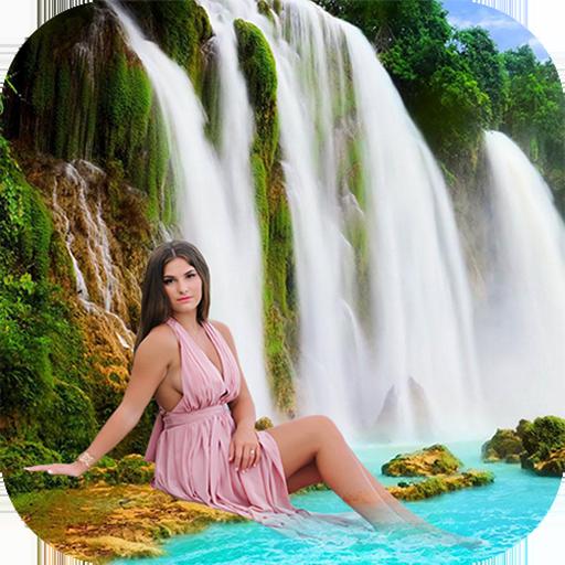 Waterfall Photo Frames 2018
