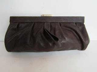 Alexis Hudson Leather Clutch