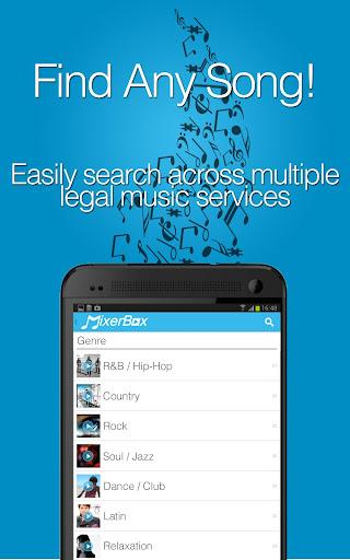 Free Music MP3 Player(Download screenshot 2