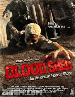 Đổ Máu - Blood Shed (2014) Poster