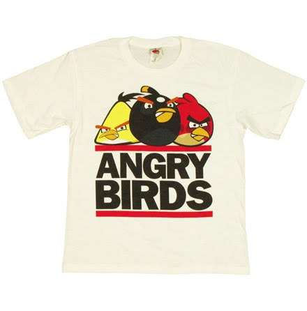 Barn T-Shirt - Run Birds