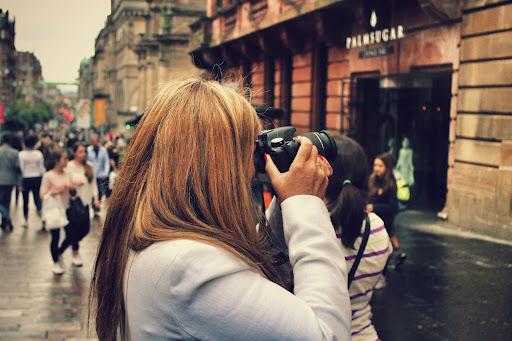 Millennium's Glasgow Photography Workshop