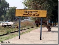 Bheraghat Railway Station