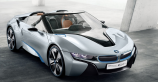 BMW i8 goes topless - i8 Concept Spyder revealed