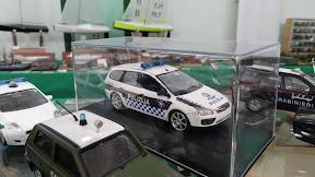 1:43 Ford FocusMaltese Police car - Pulizija