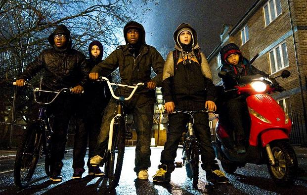 attack the block cast