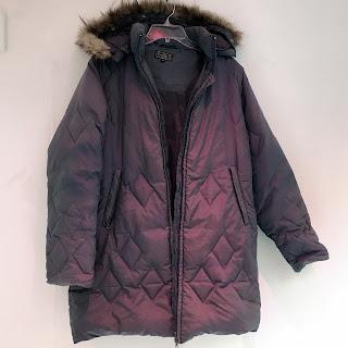 Fendi Down Coat