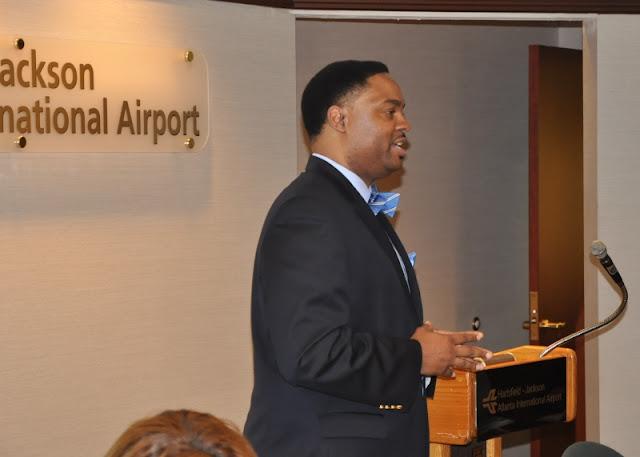 Jan. 2012: Louis Miller, ATL Airport General Manager - DSC_0147.JPG