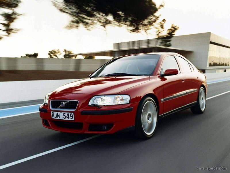 2004 Volvo S60 R Specifications, Pictures, Prices