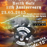 Steel Roses MC North Gate 11th Anniversary 23.05.2015