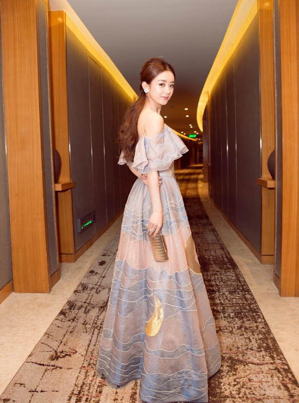 Zanilia Zhao Liying China Actor