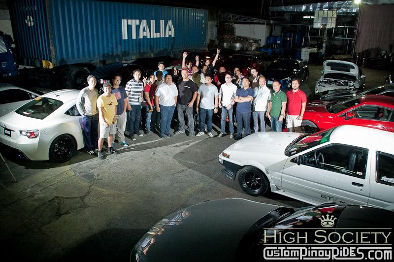 High Society 86 BRZ Meet Custom Pinoy Rides Pic49