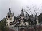 Το Peleş Castle κοντά στην πόλη Sinaia