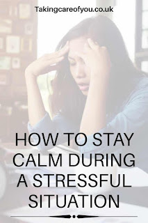 Keep calm and don't panic! Life isn't always plain sailing. When a stressful situation arises it is important to stay calm so you can deal with the situation effectively. these tips help you to stay calm using breathing exercies, muscle relaxation and positive self talk.
