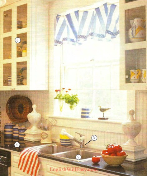 Kitchen - Housing – Photo Dictionary