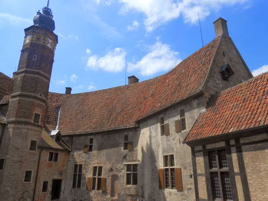 Haus Vischering, Lüdinghausen, Münsterland