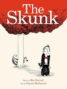 2015 뉴욕타임스 올해의 그림책_The Skunk