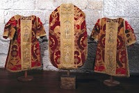 Vestments of St. Stephen - A Sixteenth Century Solemn Mass Set