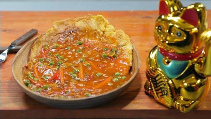 Resep Cara Membuat Fuyunghai Urban Cook Chef Yuda