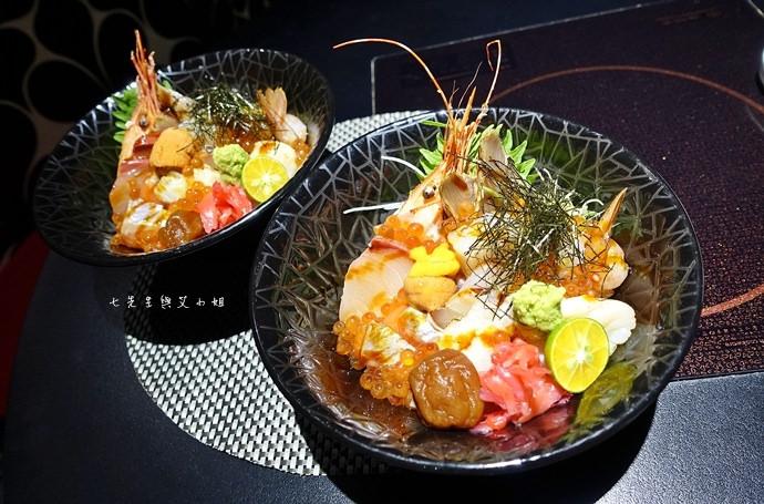11 鼎膾北海道毛蟹專門店 無敵海景生魚丼2.1 澳洲和牛鍋物買一送一