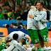 Azurra já garantida em primeiro perde para Irlanda e Suécia de Ibra termina sem vencer