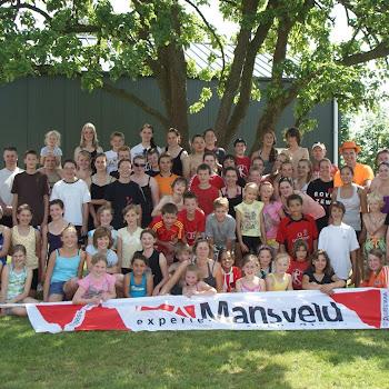 Mansveld Jeugdkamp 2010