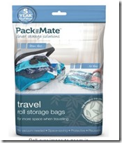 Pack Mate packing storage bags