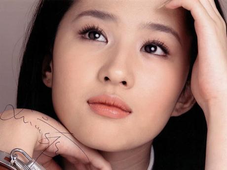 Top 10 nguoi dep nong bong nhat Trung Quoc