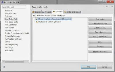 Using R Script in Java Jri