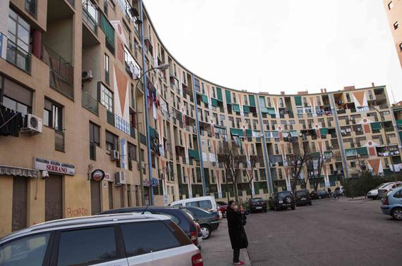 Plan 'Un mes, un distrito' en Moratalaz