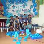 Blue Colour Day WKSN (Playgroup) 25/08/2015