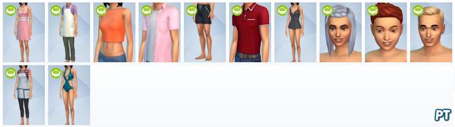 De Sims 4 Perfecte Patio Accessoires nieuwe CAS-items