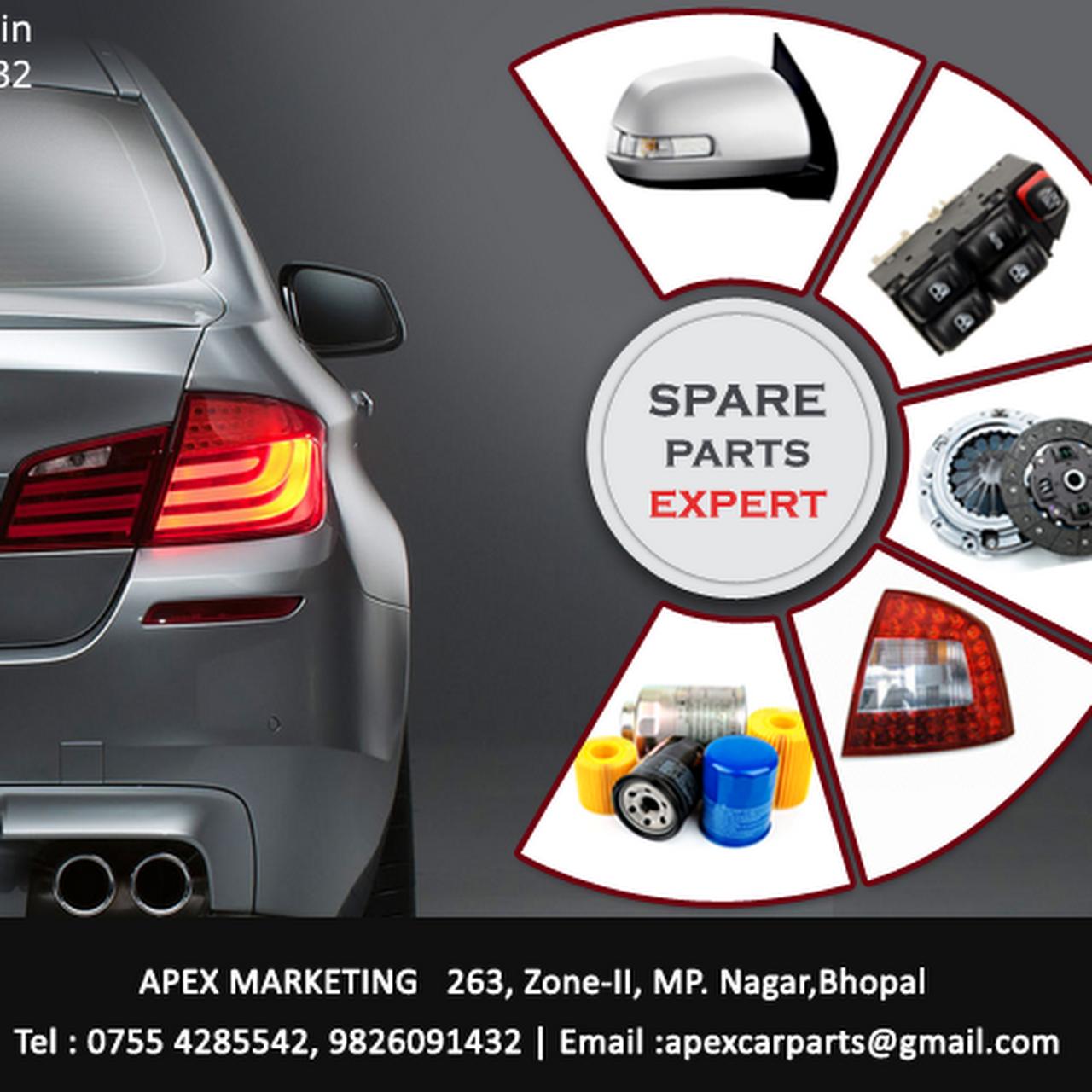 APEX CAR PARTS - Auto Parts Store in Bhopal