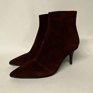 Rag & Bone NEW Merlot Ankle Boots
