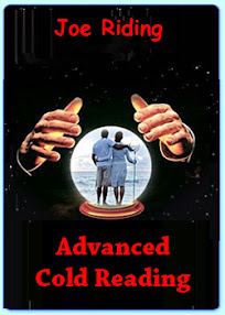 Cover of Joe Riding's Book Advanced Cold Reading