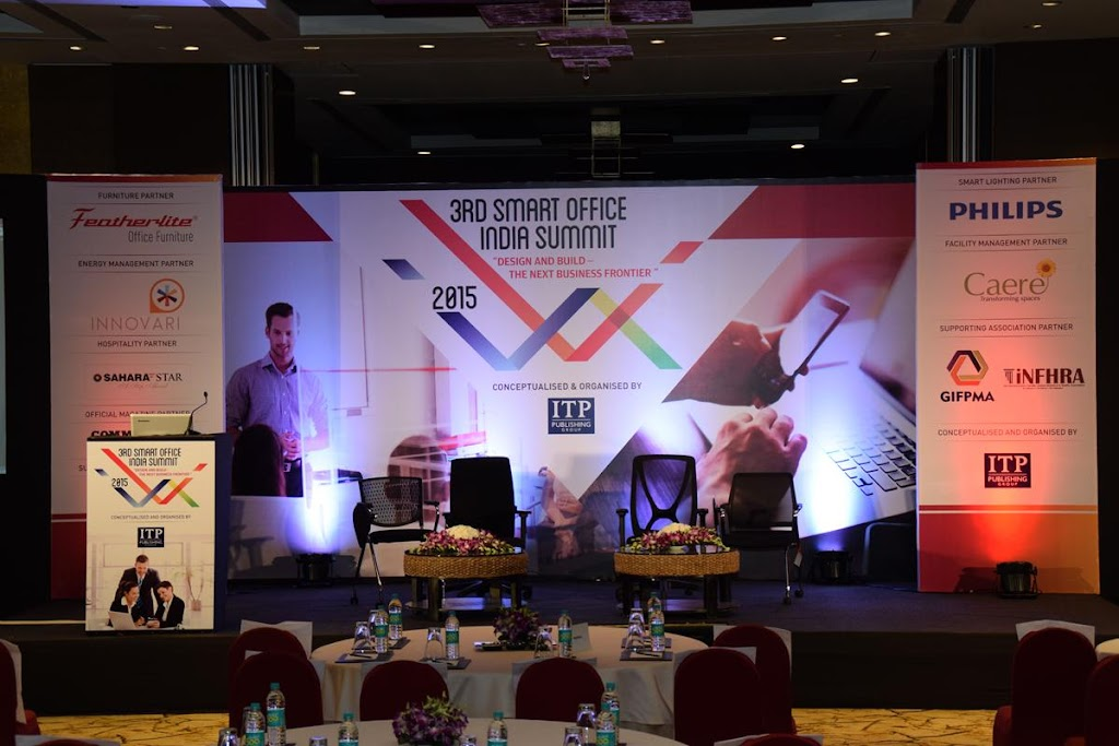 Smart Office India Summit - Sahara Star 2