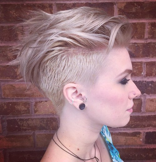 Creative ideas for short hairstyles for 2018 1