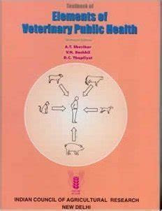 Textbook of Elements of Veterinary Public Health sherikar pdf free download